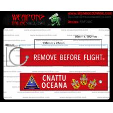 Custom Cnattu Oceana Remove Before Flight ®