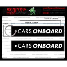 Custom Cars Onboard Remove Before Flight