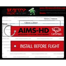 Custom CarteNav Solutions Install Before Flight