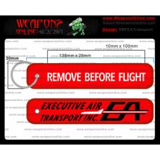Custom Executive Air Transport Inc. Remove Before Flight ®