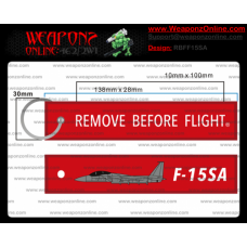 Custom F-15SA Remove Before Flight ®