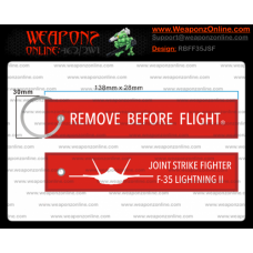Custom LMCO F-35 Joint Stike Fighter Remove Before Flight ®