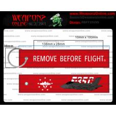 Custom F-35 VX-9 Remove Before Flight ®