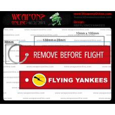 Custom Flying Yankees Remove Before Flight ®