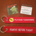 Custom Flying Yankees Remove Before Flight ®