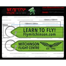 Custom Mitchinson Flight Centre Remove Before Flight