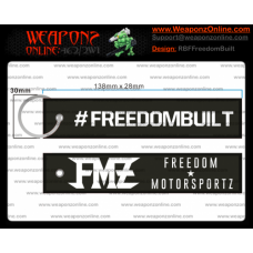 Custom Freedom Built Motorsportz Remove Before Flight