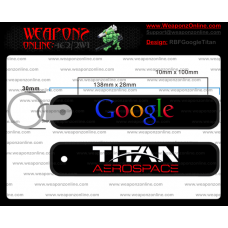 Custom Google TItan Aerospace Remove Before Flight