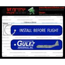 Custom Gulf Aerospace C-130 Install Before Flight