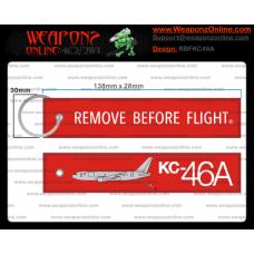 Custom KC-46A Remove Before Flight ®