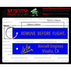 Custom Ly-Con Rebuilding Remove Before Flight ®