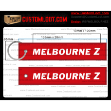 Custom Melbourne Z Remove Before Flight