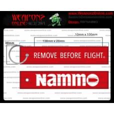 Custom NAMMO Remove Before Flight ®