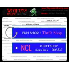 Custom NCL Thrift Shop Remove Before Flight
