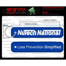 Custom NuTech Nation Remove Before Flight