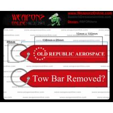 Custom Old Republic Aerospace Remove Before Flight