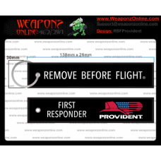 Custom Provident Remove Before Flight