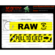 Custom RAW Army Warriors Pull To Eject