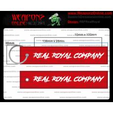 Custom Real Royal Company Remove Before Flight
