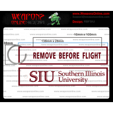Custom SIU Remove Before Flight ®