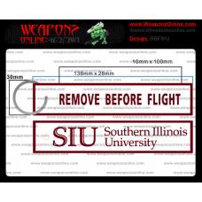 Custom SIU Remove Before Flight ®