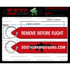 Custom Southern Most Guns Remove Before Flight ®