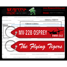 Custom The Flying Tigers VMM-262 Remove Before Flight