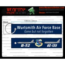 Custom Wurtsmith Air Force Base Remove Before Flight