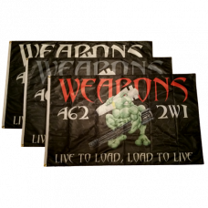 Weapons Loadtoad Flag (Jumbo Sizes)