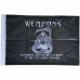 "Weapons Reaper Flag (12"" x 18"")"