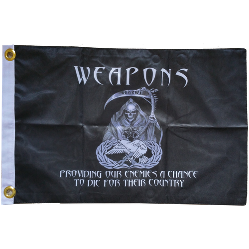 Weapons Reaper Flag 12