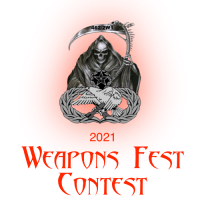 6th Annual Weapons Fest Sponsorship Contest - 2021