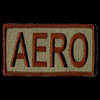 AERO Duty Identifier Tab / Patch