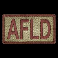 AFLD Duty Identifier Tab / Patch
