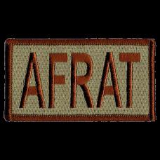 AFRAT Duty Identifier Tab / Patch