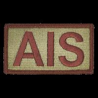 AIS Duty Identifier Tab / Patch