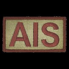 AIS Duty Identifier Tab / Patch (Est. ship August 13th)