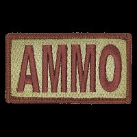 AMMO Duty Identifier Tab / Patch