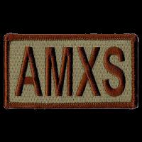 AMXS Duty Identifier Tab / Patch