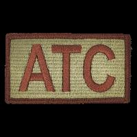 ATC Duty Identifier Tab / Patch