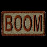 BOOM Duty Identifier Tab / Patch