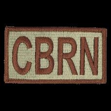 CBRN Duty Identifier Tab / Patch