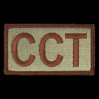 CCT Duty Identifier Tab / Patch (Minimum order 25pcs)