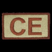 CE Duty Identifier Tab / Patch
