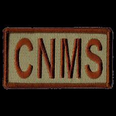 CNMS Duty Identifier Tab / Patch