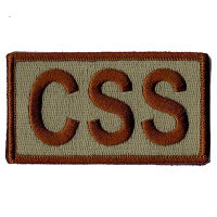 CSS Duty Identifier Tab / Patch