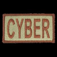 CYBER Duty Identifier Tab / Patch