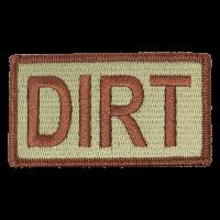 DIRT Duty Identifier Tab / Patch