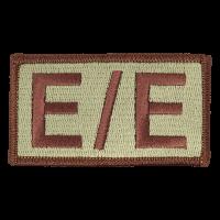 E/E Duty Identifier Tab / Patch (Slash)