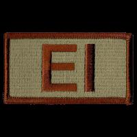 EI Duty Identifier Tab / Patch